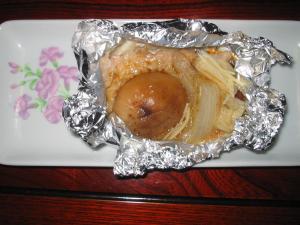 秋の味覚レシピ2010 秋鮭の簡単ムニエル