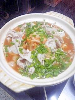 ☆キムチ鍋の隠し味☆