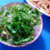 パク玉サラダ