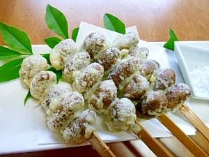 むかごの天ぷら レシピ・作り方 by 身の茸335|楽天レシピ