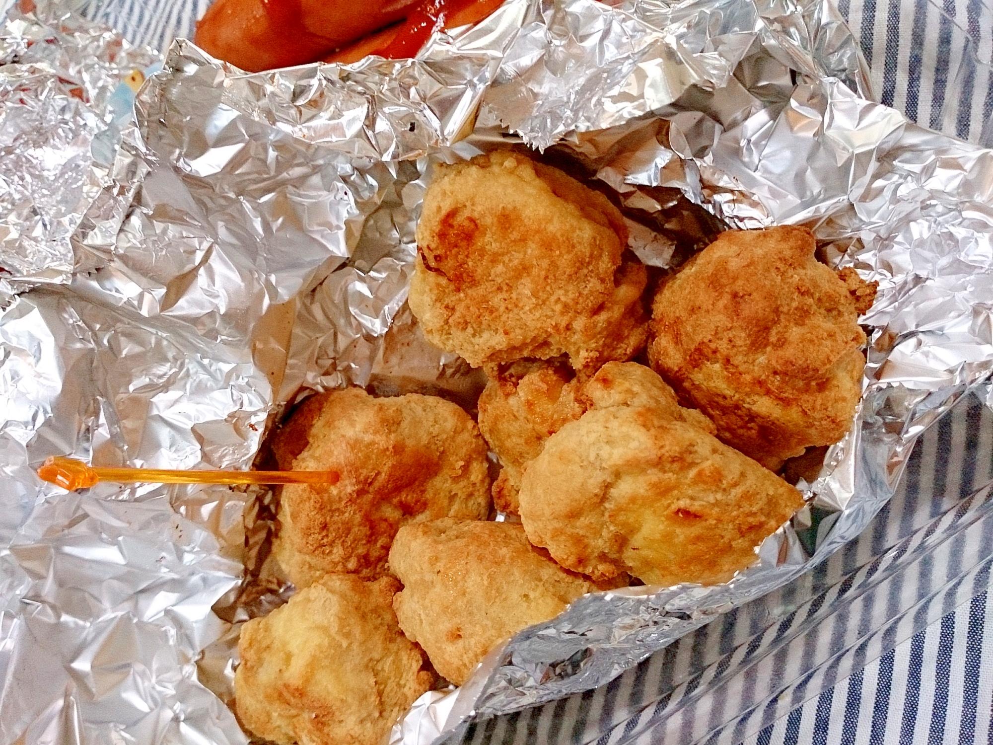 凍り豆腐の唐揚げ(ノンフライヤー)