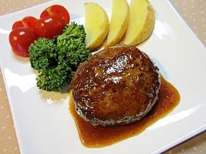 豚ひき肉と蓮根の照り焼きハンバーグ レシピ・作り方 by *ダージリン*|楽天レシピ