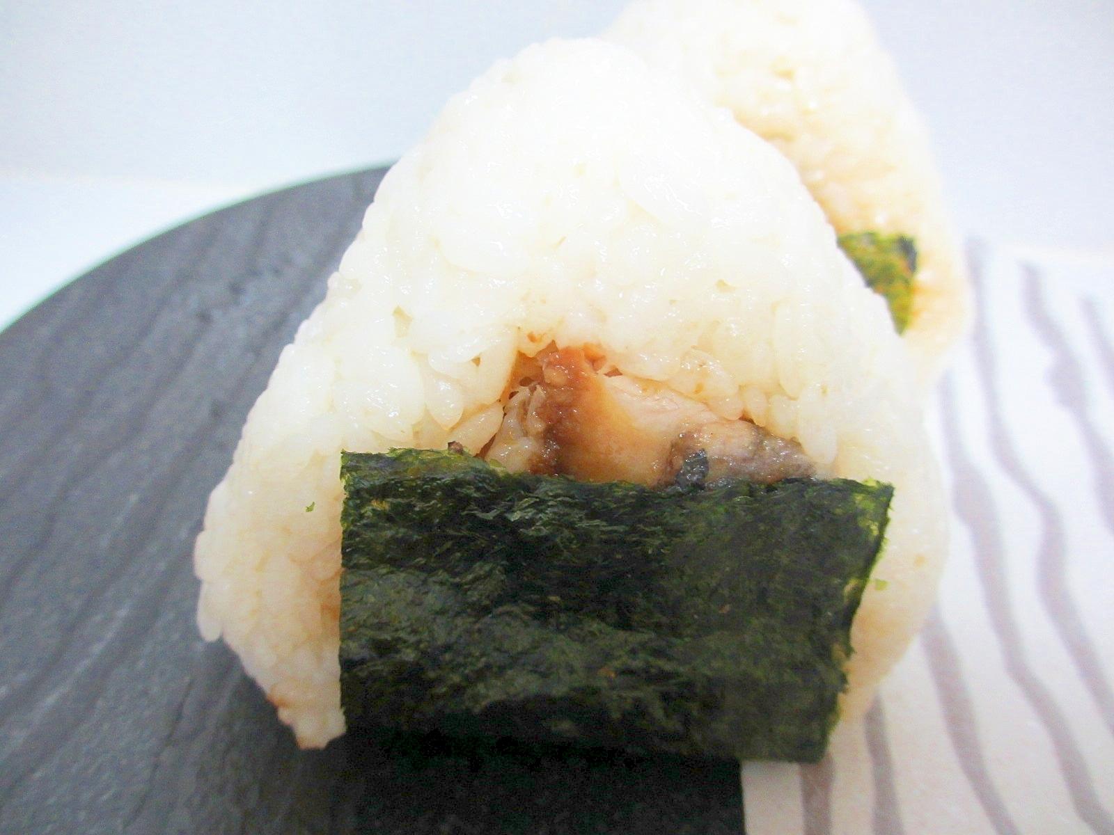 福岡県サバのじんだ煮おにぎり