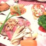 赤ワインソースで牛肉ステーキ♪お味は本格でも簡単!