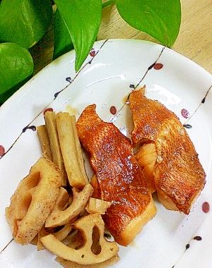 煮魚も温めません/金目鯛の煮付けおまけレシピ付