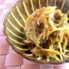 昆布と新生姜の佃煮✿