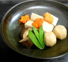 野菜の煮物 基本
