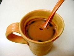 *ほろ苦っ!コーヒーココア*