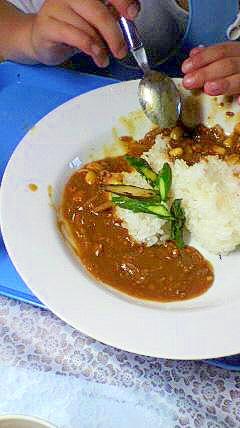 デトックス豆カレー