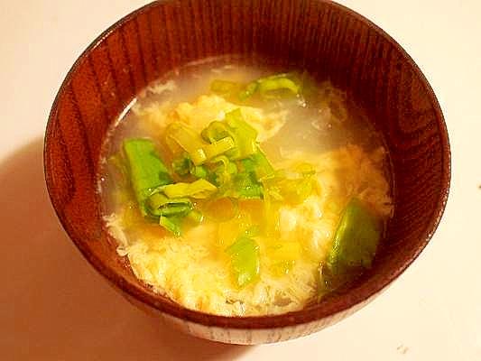 ウェイパーで☆ 大根とたまごの胃腸に優しいスープ
