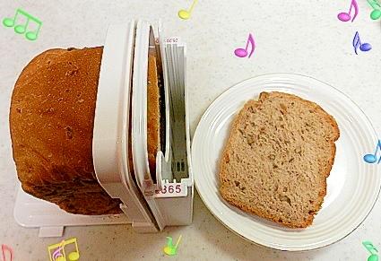 HBで作る ほんのり甘くて香ばしい黒糖くるみパン レシピ・作り方 by ☆まりこと☆〜♪|楽天レシピ