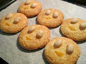 カワイイ!!節分豆でスマイルクッキー