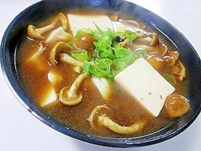主菜になる具だくさんの「魚の赤だし味噌汁♪」