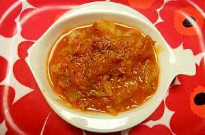 ルクルーゼで作るトマト煮