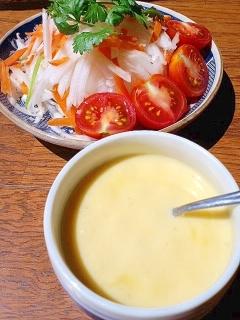 ウズラの酢玉子で作るマヨネーズ