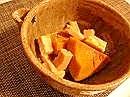 ルクルーゼでホッコリ!南瓜の醤油煮