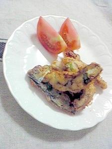 釣ったサバは美味しく食べよう!サバの塩麹天ぷら