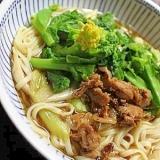 野菜食いの沖縄ソバ