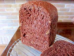 HBで ココアくるみパン