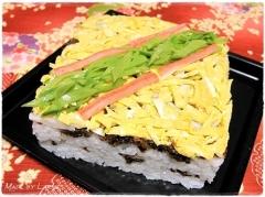 サバ缶が主役!京都丹後地方のばら寿司
