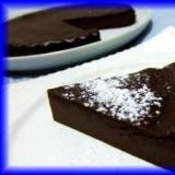 豆腐でノンオイル濃厚チョコレートケーキ