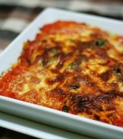 トルコ料理★トルコ風なチキンエンチラーダ