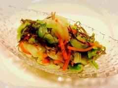 箸休めに最適✨ 白菜と昆布の柚子漬け♪