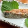 竜田揚げ→焼き❤秋鮭で♪