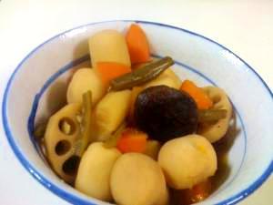 冷凍野菜を使って簡単煮物!常備菜としてもどうぞ☆