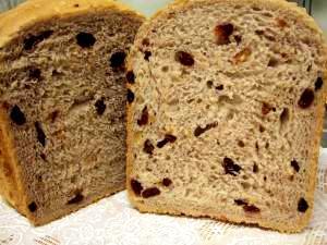 HBで天然酵母レーズンくるみパン(うちの定番①) レシピ・作り方 by りー☆にゃん|楽天レシピ