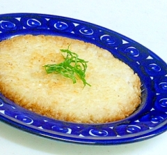 リゾット・アル・サルト・ジャポネーズ 簡単焼きご飯