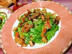 ひと技でもっと美味しい塩麹野菜炒め