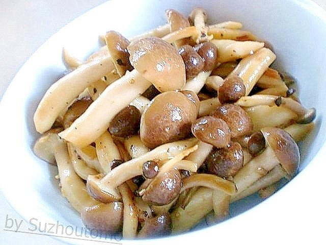 『しめじ』だけでも美味しい炒め物 レシピ・作り方 by Suzhoutomo|楽天レシピ