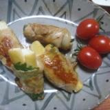 山芋と紫蘇の豚肉巻き