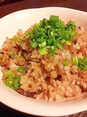 スーパーのお惣菜で作ろう★鯖の塩焼きチャーハン