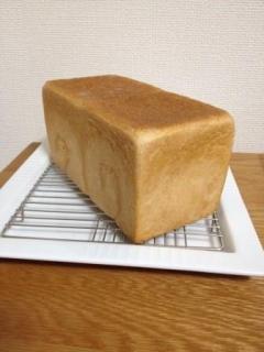 国産小麦で角食パン!(1斤)
