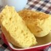 ダイエット応援☆おからのフワフワ卵蒸しパン