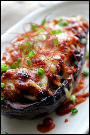 とろとろ~米ナスの肉味噌グラタン♪ レシピ・作り方 by 山本リコピン|楽天レシピ