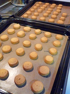 ピーナッツバタークッキー♡