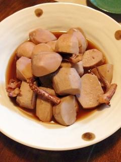 小芋(里芋)の煮物