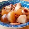 圧力鍋で簡単!大根と里芋といかの煮物