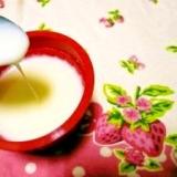 レンジで簡単☆手作り濃厚コンデンスミルク♪