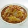 白菜とツナのうま煮