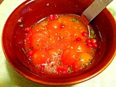 ほんのりスウィートなトマトチリソース