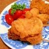 新玉葱と魚肉ソーで☆串カツ