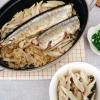 秋刀魚とごぼうの炊き込みご飯