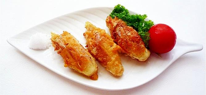 簡単サクサク衣で作る 清涼感漂うミョウガの天ぷら