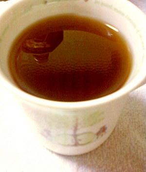 風邪の日は暖まってね☆黒糖マーマレード生姜紅茶♪