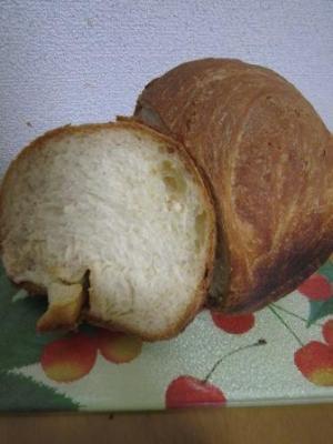 ☆ホームベーカリーでヨーグルト食パン☆