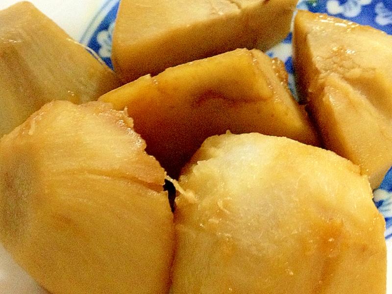 里芋の生姜煮